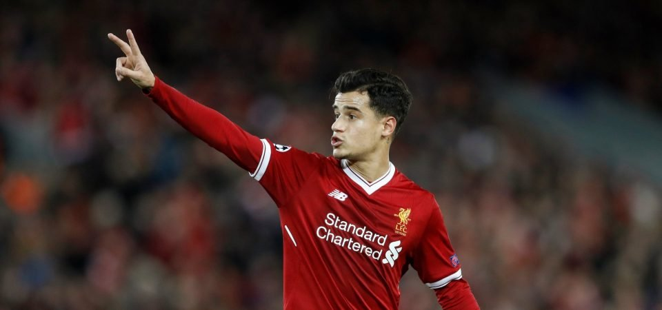 Suggested Solutions: Three Premier League replacements for Philippe Coutinho