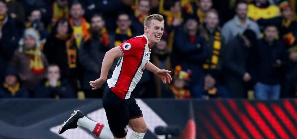 With goals added to his game, JWP will be a key player for Southampton