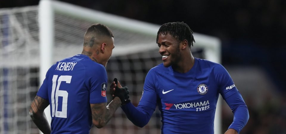 Newcastle fans confident that they have signed Chelsea winger Kenedy