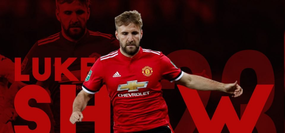 Player Zone: Luke Shaw is the Leighton Baines successor Everton desperately need