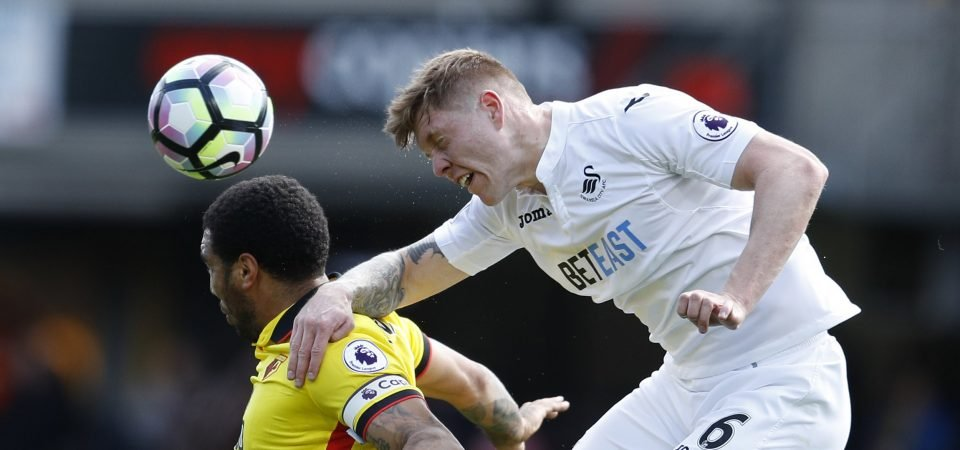 Revealed: 48% of West Ham fans would back £40m Alfie Mawson bid