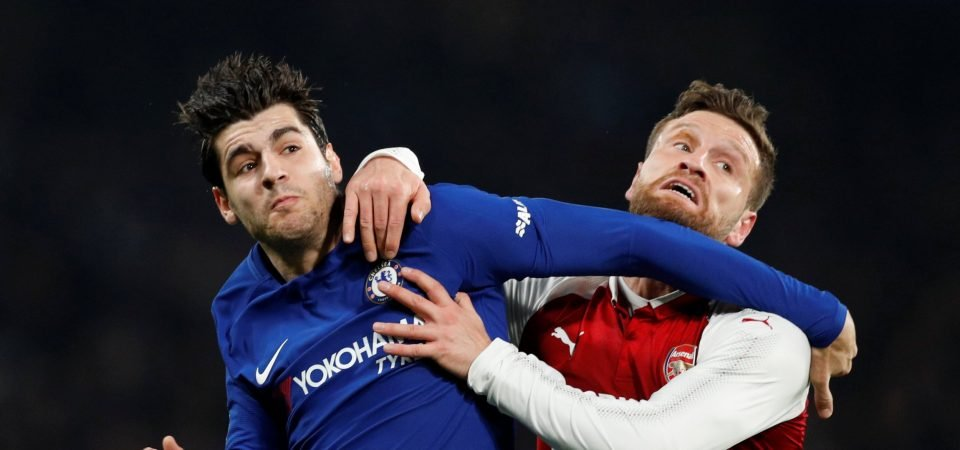 Mustafi crucial as Arsenal deliver right response to FA Cup upset