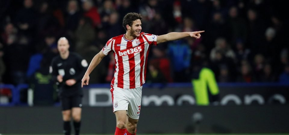 Revealed: 60% of Liverpool fans would back swoop for Stoke's Sobhi