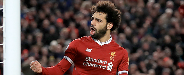Bristol Street Motors Player of the Month for December - Mohamed Salah wins Premier League award