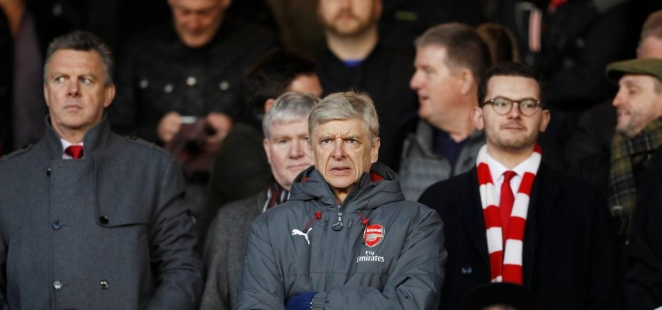 Navarro could be an Arsenal star of the future if coached right