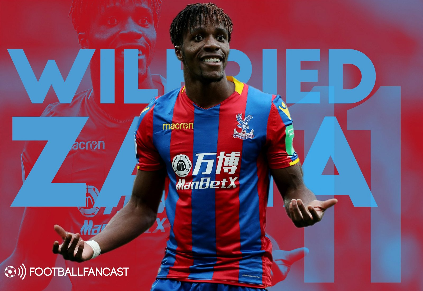 Player Zone: The uniqueness of Wilfried Zaha is on the Man United trajectory