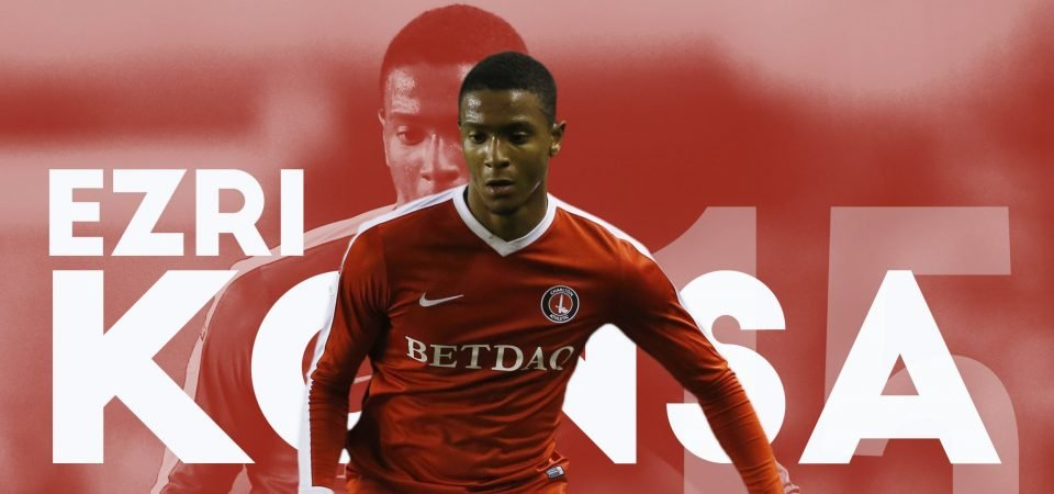 Player Zone: Everton & Liverpool target Konsa the next exciting talent to emerge from Charlton