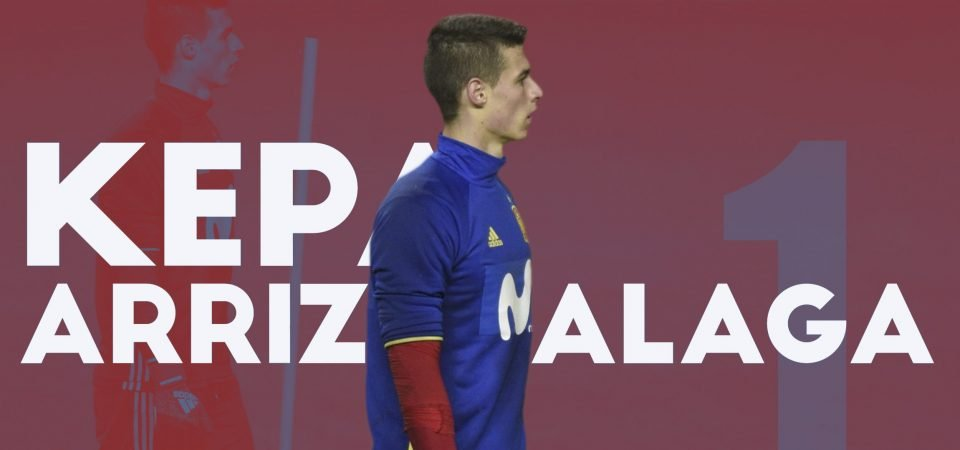 Player Zone: Kepa Arrizabalaga the perfect January fit for Liverpool