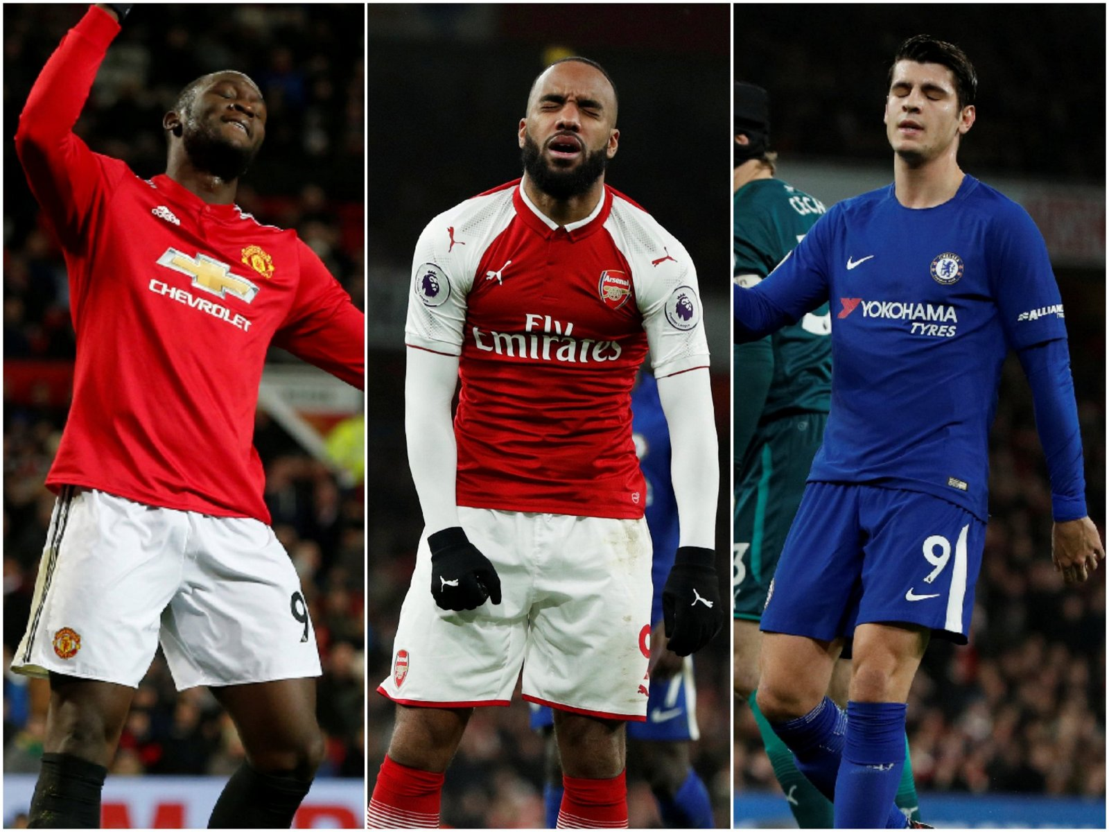 Morata, Lukaku and Lacazette: The signings that prove strikers are diminishing in importance