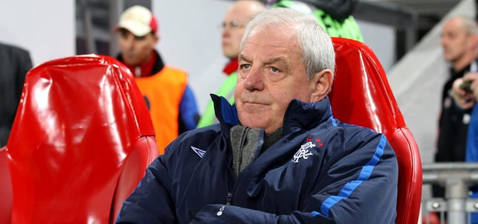 Fans fume at prospect of Walter Smith taking over as Scotland boss