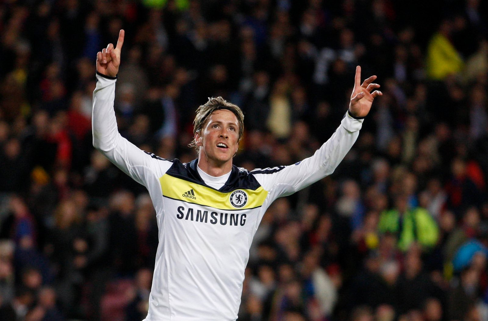 The Strike: Torres' strike the inspiration but Chelsea aren't underdogs