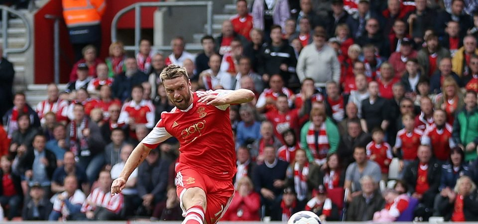 Southampton fans yearn for the Rickie Lambert days