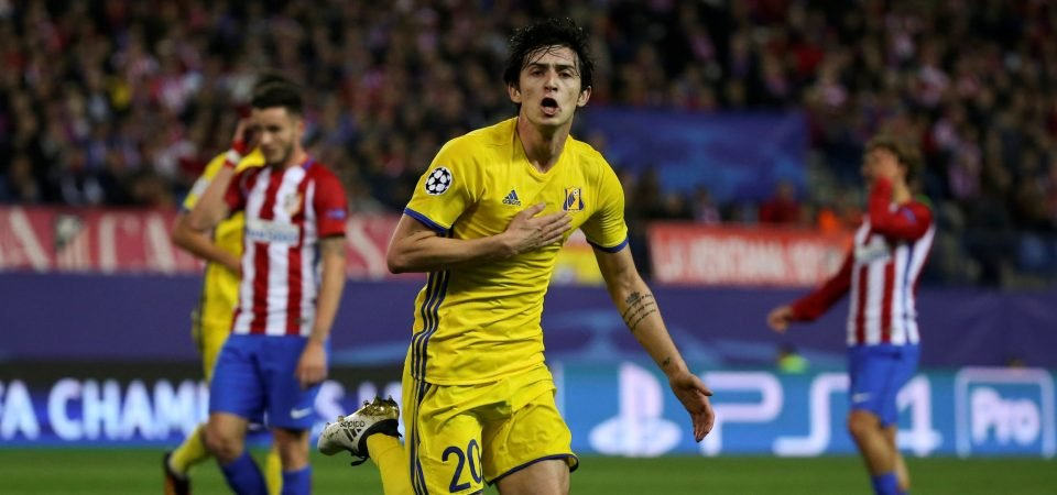 In Focus: Azmoun could be a decent option for Liverpool