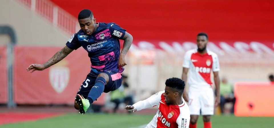 Two players that could follow Malcom to Tottenham this summer if he signs