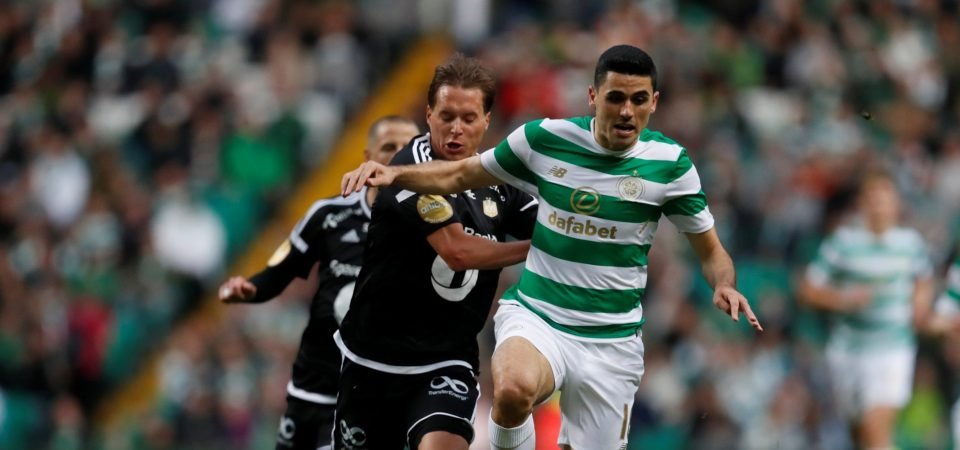 Celtic fans react to reports Tom Rogic is negotiating a new contract