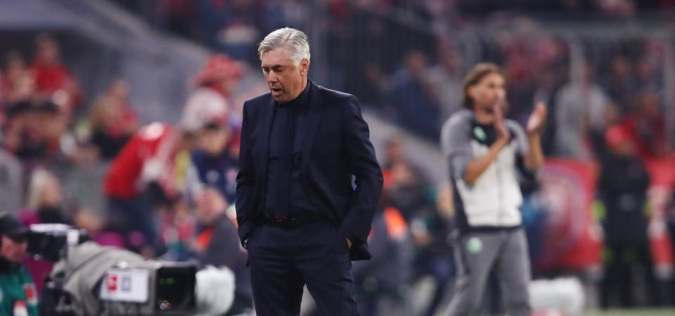 Southampton fans want Carlo Ancelotti as manager after Mauricio Pellegrino sacking