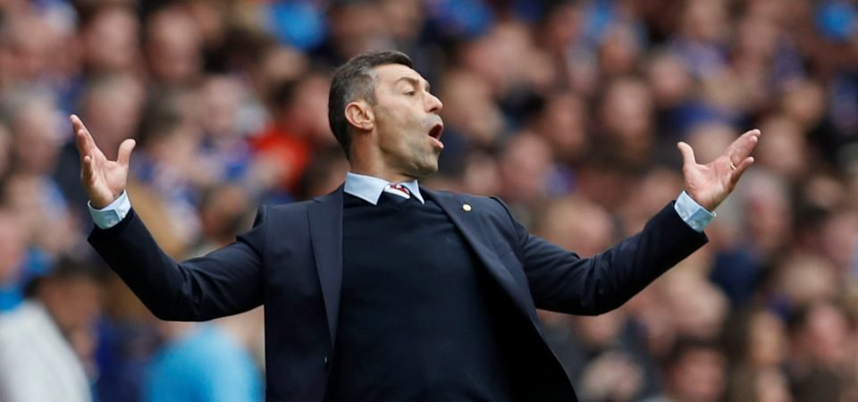 In Focus: Wilson's comments demonstrate how shambolic Caixinha's reign at Rangers was