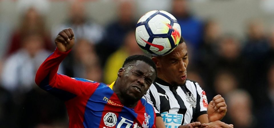 Wantaway Newcastle man Hayden would provide extra midfield bite at Palace
