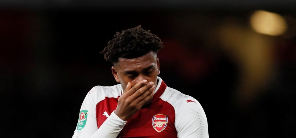 Revealed: Majority of Arsenal fans want Iwobi dropped for North London Derby