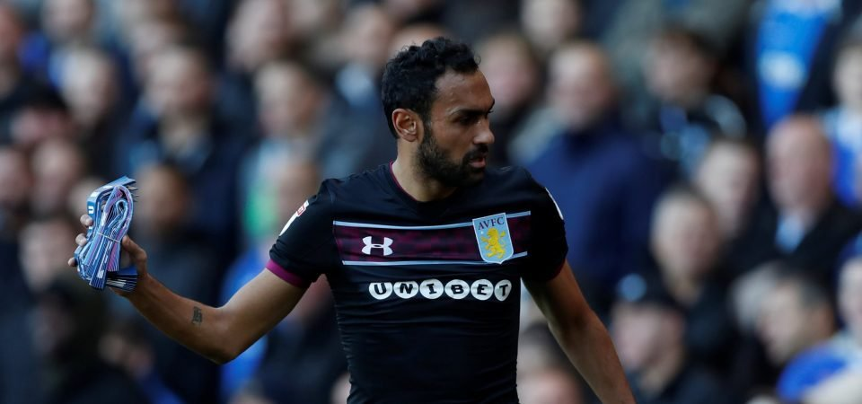 Aston Villa fans delighted with Elmohamady form