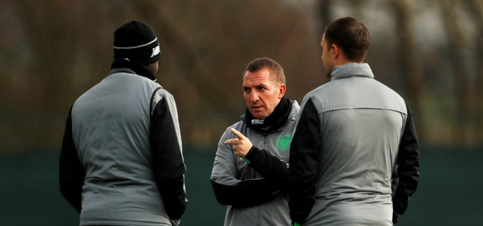 Three huge Celtic selection calls Brendan Rodgers must make for the visit of FC Zenit