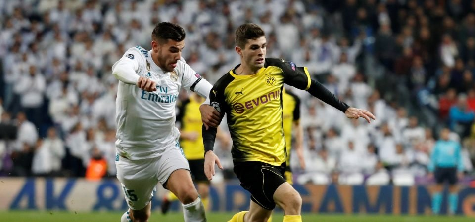 Revealed: Overwhelming majority of Tottenham Hotspur fans keen to sign Pulisic