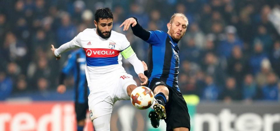 Arsenal fans aren't impressed with transfer links to Nabil Fekir