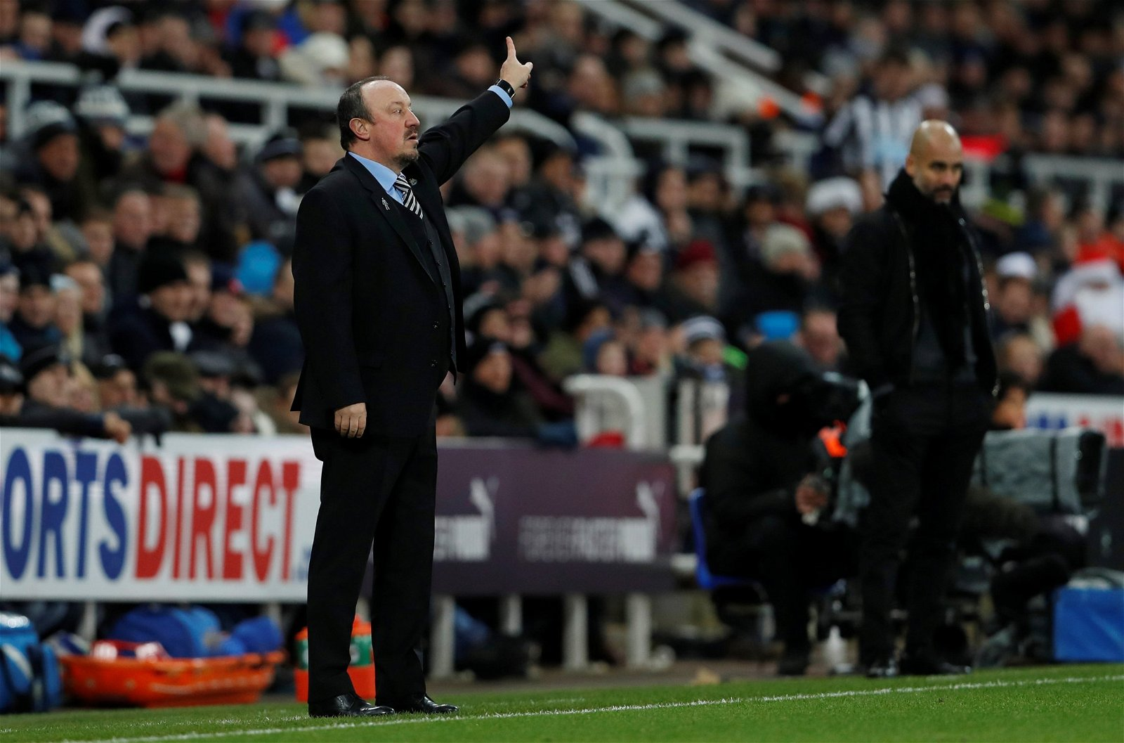 Rafael Benitez's masterstroke could be what keeps Newcastle afloat