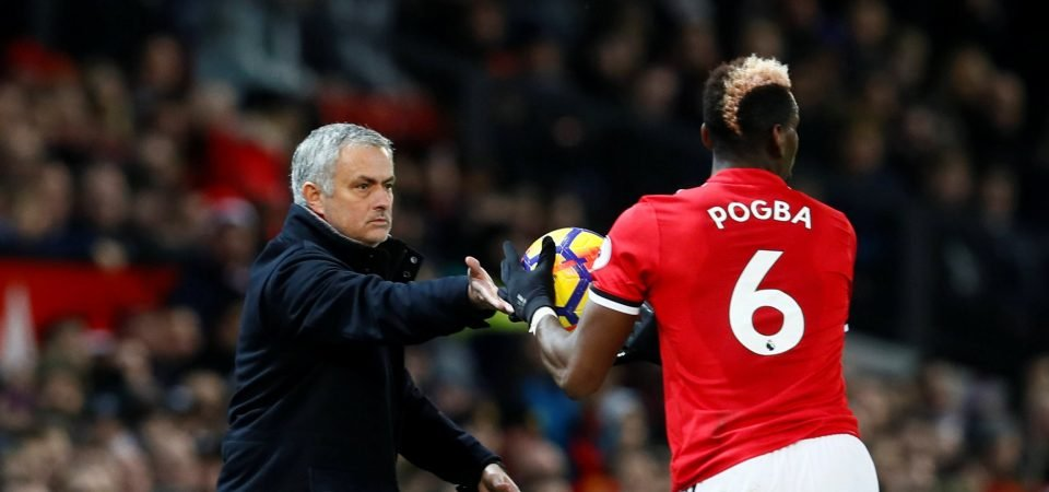 Redknapp claims Pogba will never forgive Mourinho, Manchester United fans react