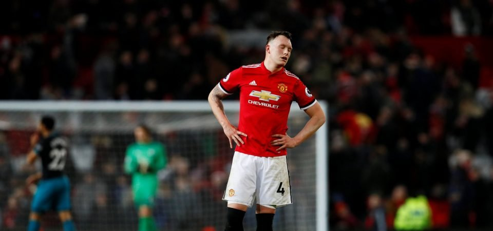 In Focus: Phil Jones would be a useful addition for Arsenal