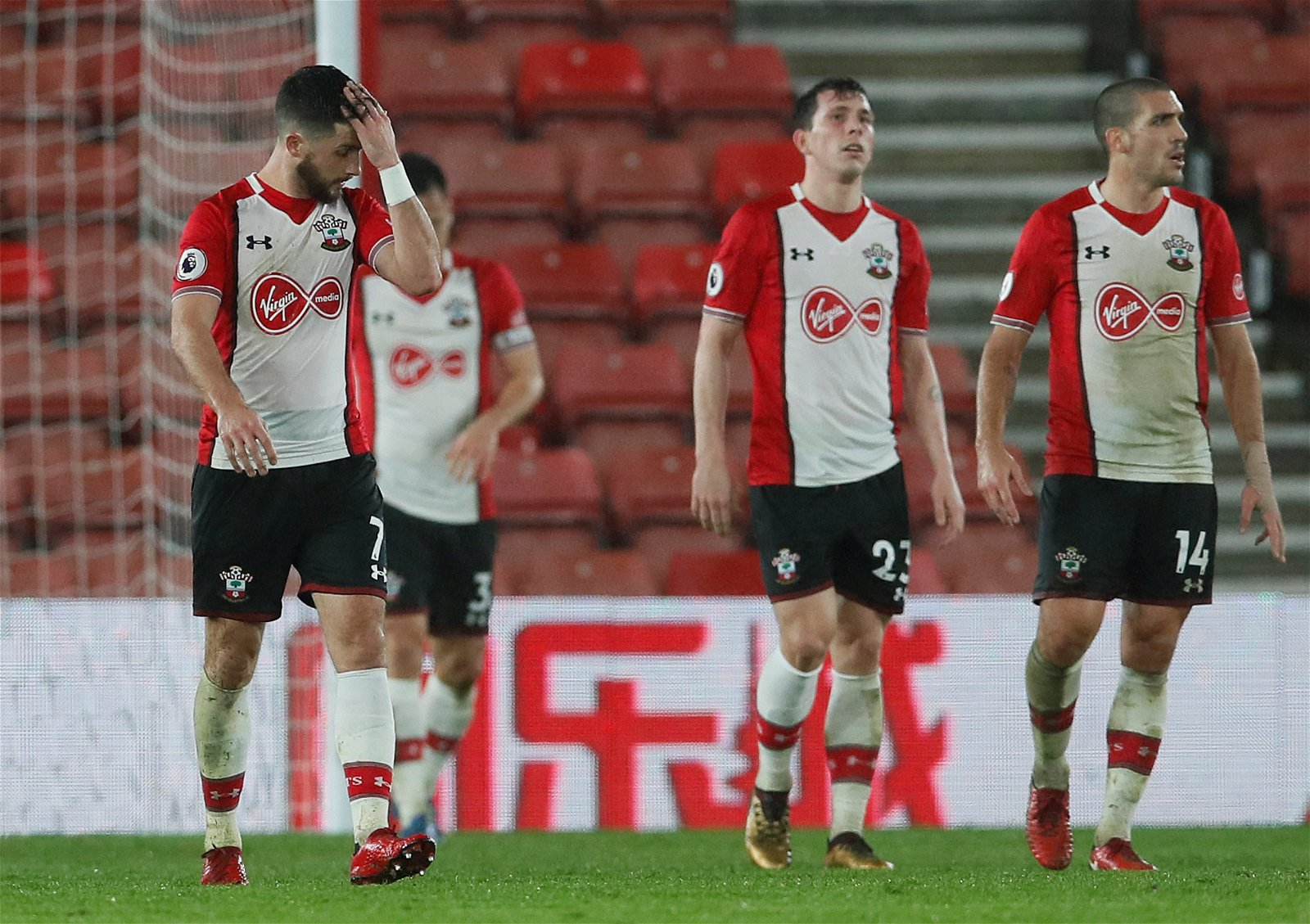 Next games crucial for Southampton who face tough end to the season