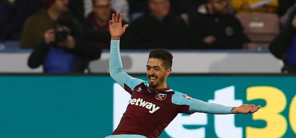 Liverpool fans relieved as transfer target Lanzini suffers injury blow
