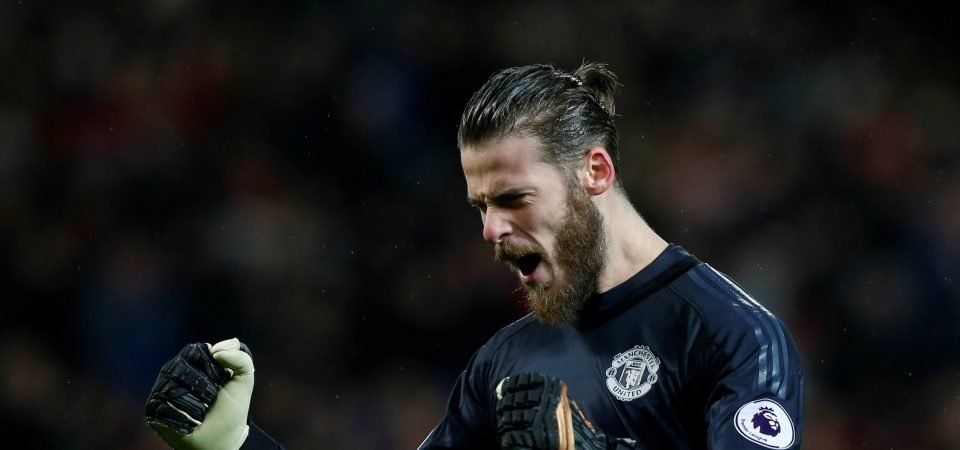 Man United fans react to reports that David De Gea will renew contract