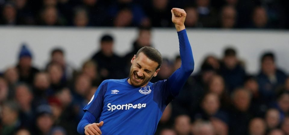 Everton fans discuss Tosun's difficult situation at Goodison