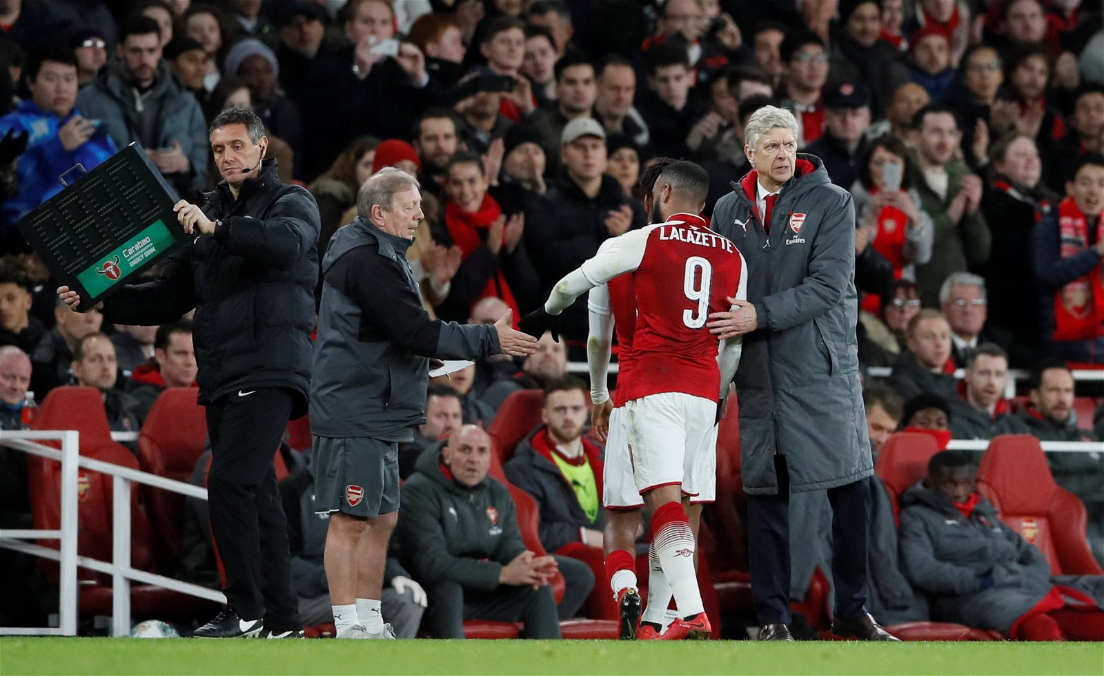 When will he play? – Wenger provides another injury update on Alexandre Lacazette