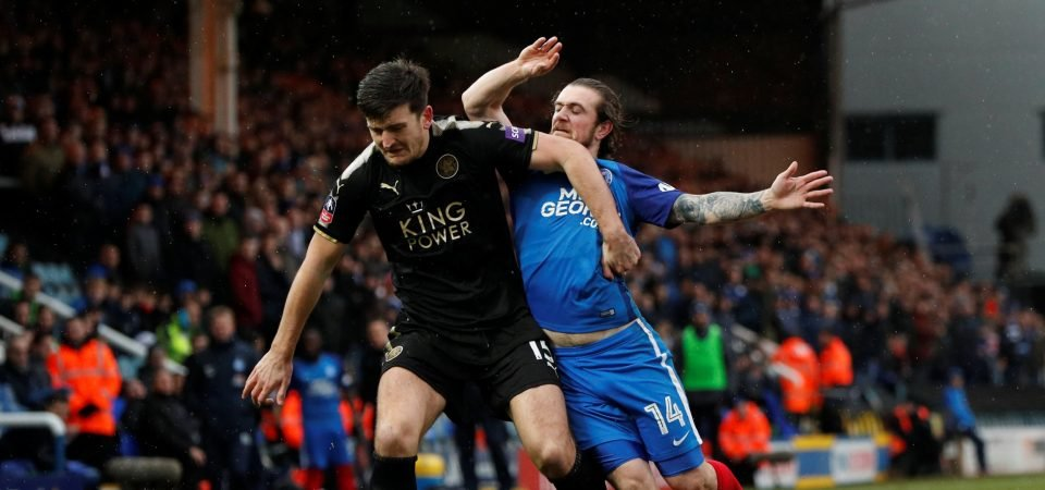 Man United fans react as they are linked with Harry Maguire move