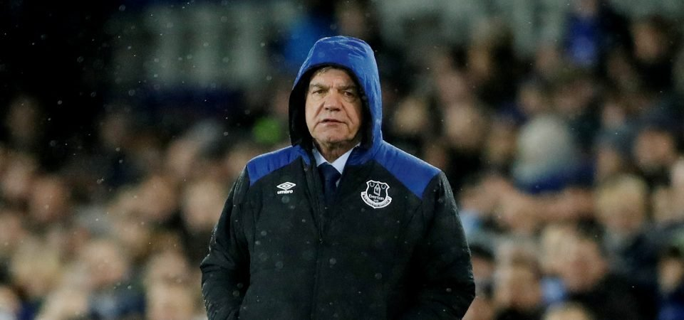 Everton fans furious as Sam Allardyce shrugs off heavy Arsenal defeat