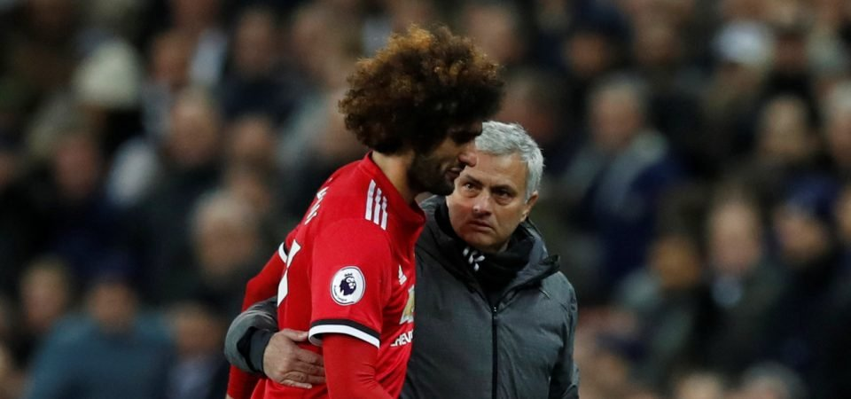 In focus: Fellaini's all but secured Old Trafford exit adds to Mourinho's midfield worries