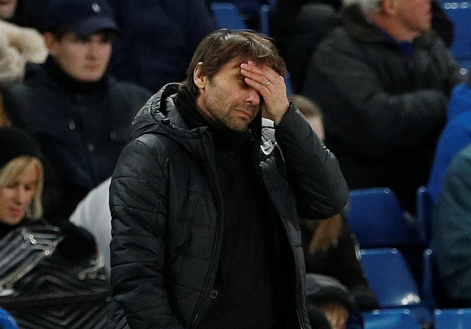 Antonio Conte's demise gives Abramovich much to ponder