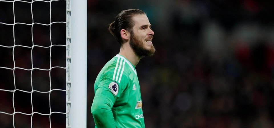Man United to face De Gea interest from PSG