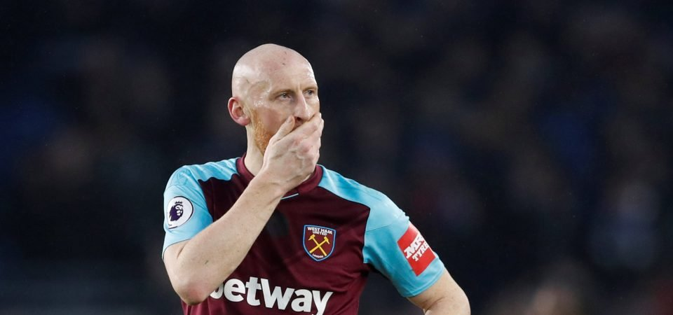 West Ham fans desperate for Collins stay