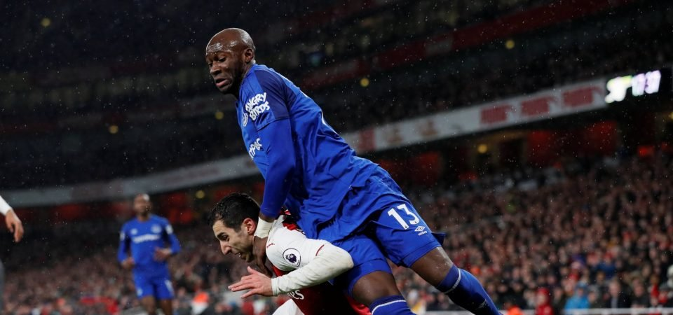 Everton fans discuss transfer flop Eliaquim Mangala