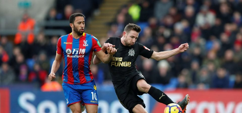 Newcastle fans delighted with Paul Dummett despite failing to win again