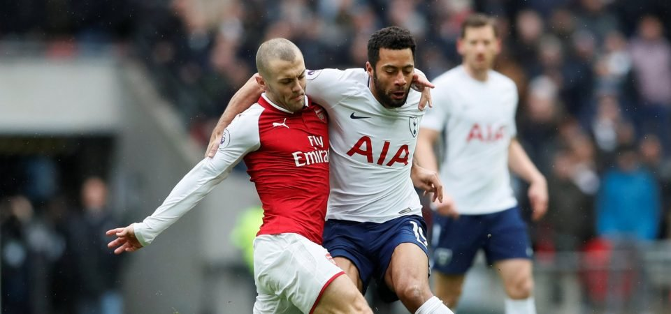 Tottenham fans believe Mousa Dembele is back to his best after classy performance