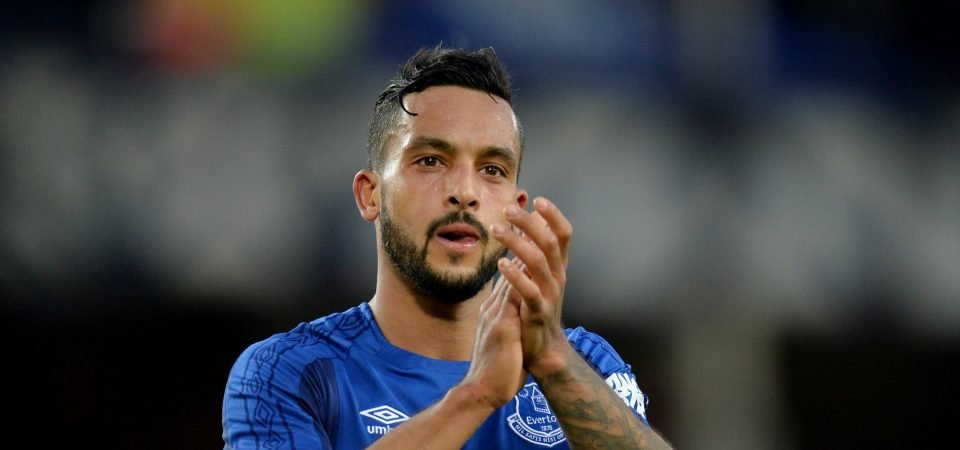Theo Walcott impressive once again as Everton revive form vs Crystal Palace