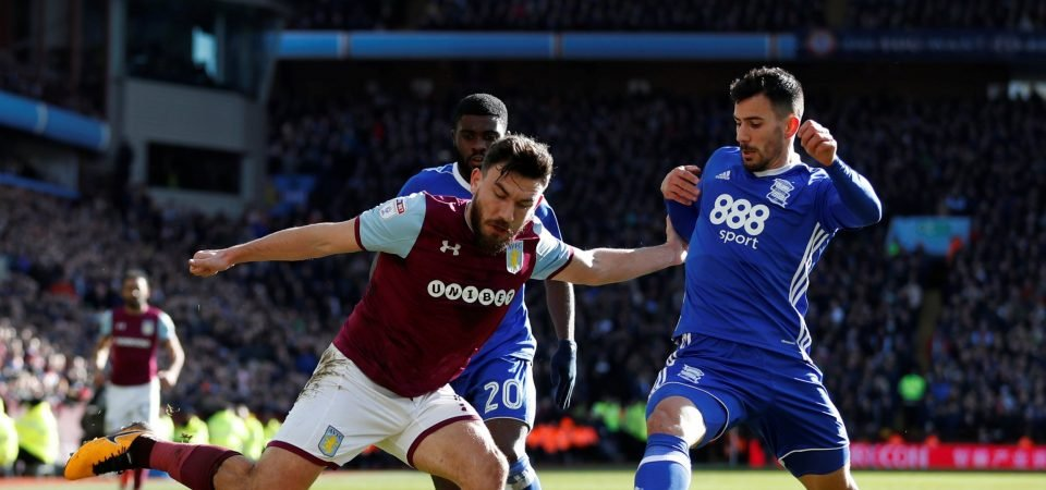 Aston Villa fans desperate for Snodgrass to stay