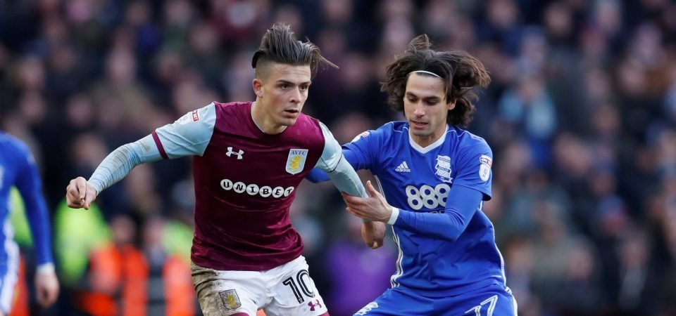 Aston Villa fans can't wait for the return of Jack Grealish after Saturday defeat