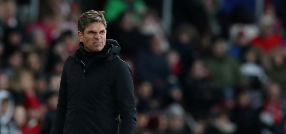 Two youngsters Mauricio Pellegrino must bring into the starting XI vs West Brom