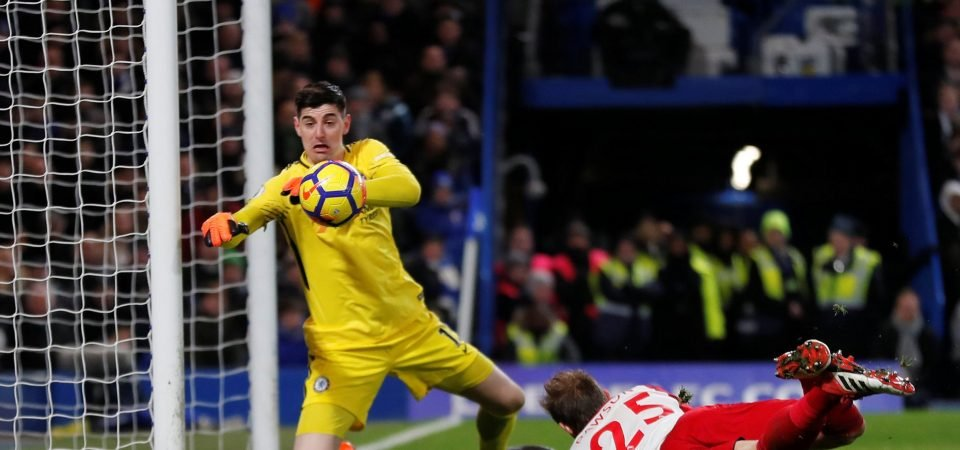 Courtois is a quality goalkeeper who should regain his form under a new manager