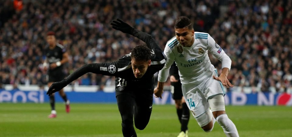 Casemiro the missing piece in Jose Mourinho's Man United jigsaw